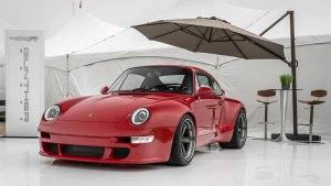 Pojďme se zamilovat. Německá firma vyrábí karbonové Porsche 993