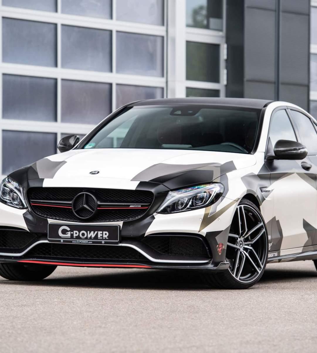 G-Power upravil Mercedes-AMG C 63 S na 800 koní. Jede až 330 km h! 2cdf6362c9a
