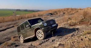 Test Mercedes-Benz G 500 4MATIC (2018)