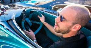 Jean-Eric Vergne (FRA), DS TECHEETAH, drives the DS car