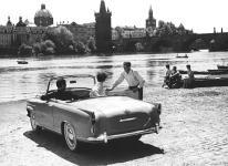 ŠKODA FELICIA v Praze (1961)