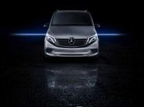 Weltpremiere Concept EQV: Concept EQV: Mercedes-Benz zeigt Ausblick auf die elektrische Zukunft der Premium-Großraumlimousine World premiere of the Concept EQV: Concept EQV: Mercedes-Benz is providing an insight into the electric future of the premium MP