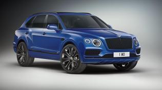 Bentley Bentayga Design Series 1 (2)