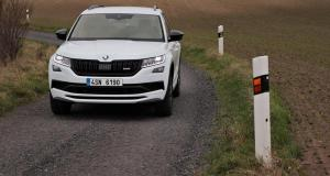 Test Škoda Kodiaq RS (2019)