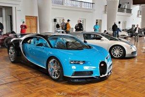 Český miliardář boural u Příbrami, poškozeno bylo jeho Bugatti. V Česku je jediné