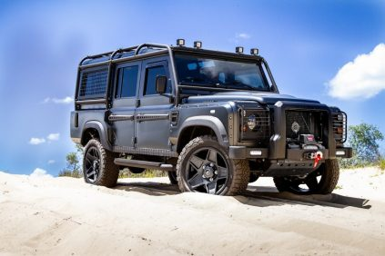 land rover defender tuning 1