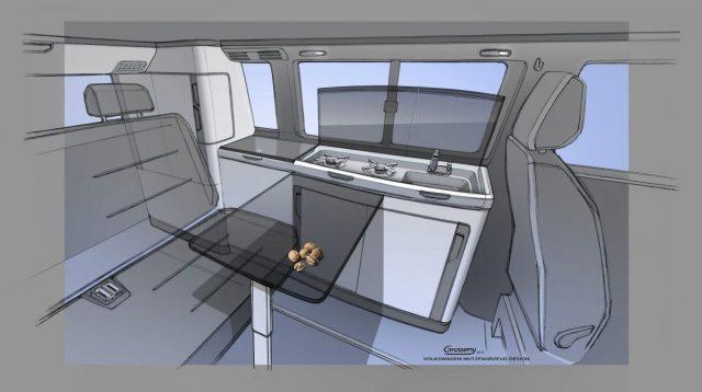 Volkswagen-California6.1-Interieur