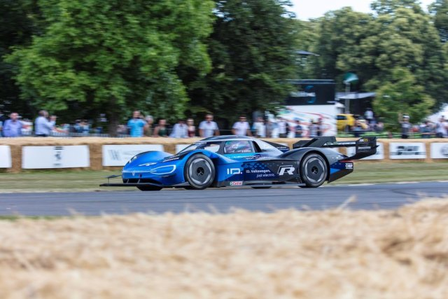 The prestigious Goodwood Festival of Speed takes place every year.