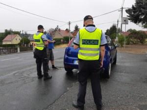 Policie se zaměřila na řidiče, kteří se plně nevěnují řízení