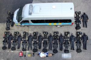 Tetris Challenge si získala i českou policii a ostatní složky IZS