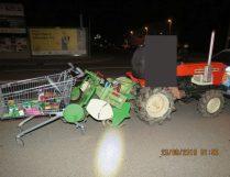 policie traktor 3