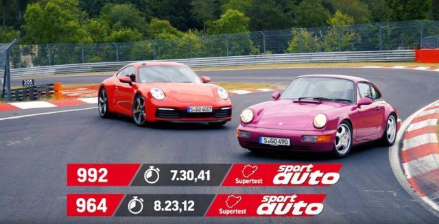 porsche-964-carrera-rs-a-porsche-992-carrera-s-nurburgring-video