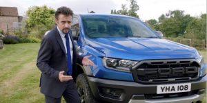 Richard Hammond vyřešil krizi středního věku Fordem Ranger Raptor