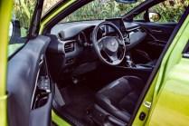 Toyota C-HR Neon Lime