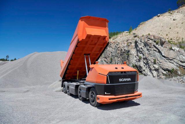 Scania AXL 2