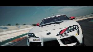 Závodní Toyota GR Supra GT4 představena. V prodeji bude od března 2020