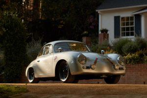 Na prodej je dokonalé Porsche 356A od Roda Emoryho. Cena se vyšplhá hodně vysoko