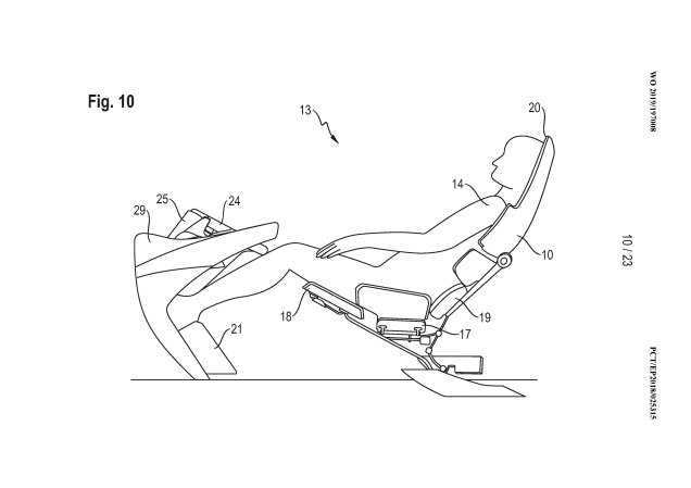 porsche patent 14