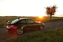 Test BMW M2 Competition M Performance (2019), foto: Pavel Srp