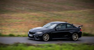 Test BMW M2 Compeition M Performance (2019), foto: Petr Kantner