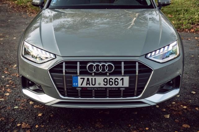 Test Audi A4 Allroad 40 TDI quattro 1