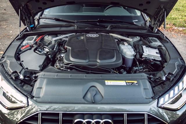 Test Audi A4 Allroad 40 TDI quattro 3