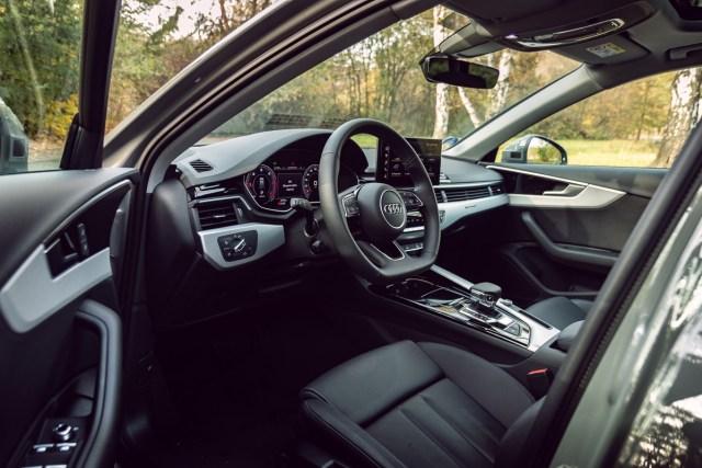 Test Audi A4 Allroad 40 TDI quattro 2