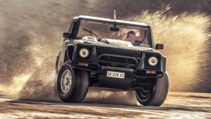 Lamborghini LM002 vzali v Top Gearu do bláta. Je to prý zábava!