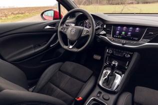 Test Opel Astra 1.4 CVT