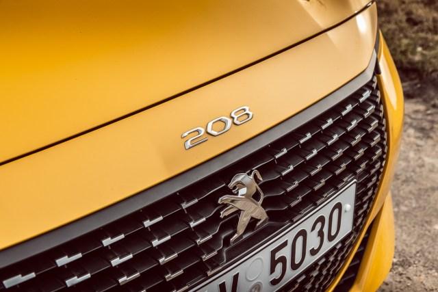 Peugeot 208 PureTech 75