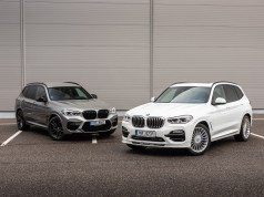 Test Alpina XD3 & BMW X3 M