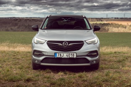 Test Opel Grandland X 1.6 Turbo