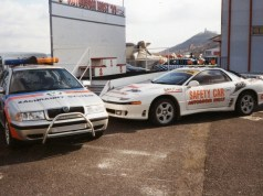 skoda-octavia-combi-rescue-car-mitsubishi-3000gt-safety-car-historie