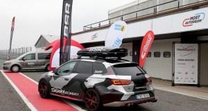 SEAT Leon ST Cupra - Robin Holub - Track&Safety