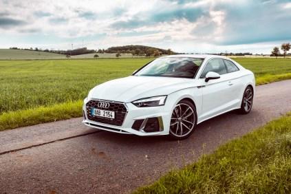 Test Audi A5 40 TFSI