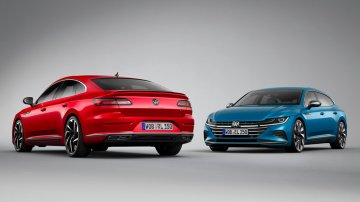 Volkswagen Arteon R Line and Arteon Shooting Brake Elegance