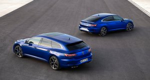 Volkswagen Arteon Shooting Brake R a Arteon R