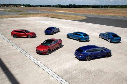 Volkswagen Arteon Shooting Brake eHYBRID R-Line, Arteon R-Line,