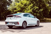 test Hyundai Ioniq Electric
