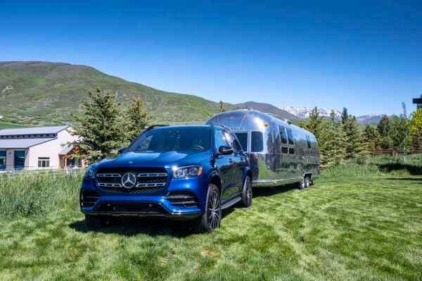 Der neue Mercedes-Benz GLS Utah 2019The new Mercedes-Benz GLS Utah 2019