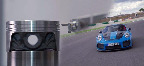 Písty z 3D tiskárny pro Porsche 911 GT2 RS dokáží přidat až 30 koní