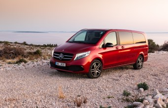Mercedes-Benz V300d XL 4MATIC