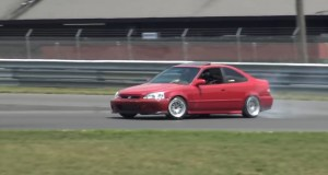 honda-civic-zadokolka-drift-video