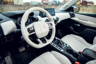 Test elektromobilu DS 3 Crossback E-Tense (2020)