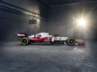 Alfa Romeo Racing ORLEN - C41 (8)