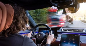 Mercedes-Benz S-Klasse ATTENTION ASSIST mit Sekundenschlafwarner Mercedes-Benz S-Class with micro-sleep warning