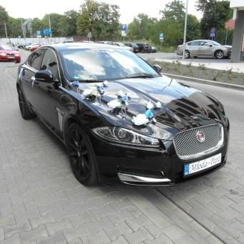 Jaguar XF Kraków