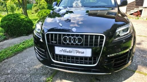 Audi Q7 do ślubu
