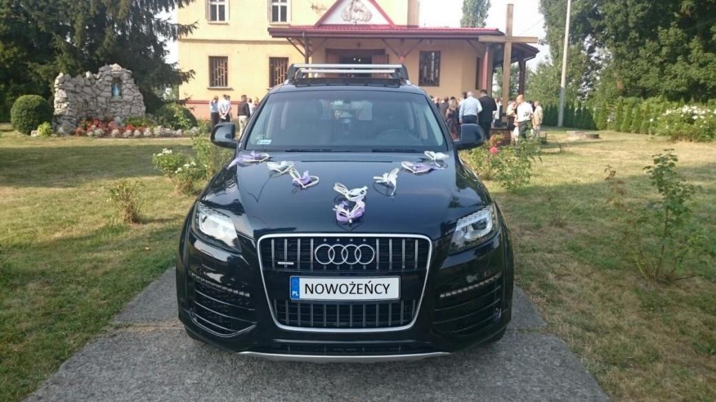 Audi Q7 na ślub