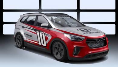 Photo of Hyundai Santa Fe с супер-сильным двигателем